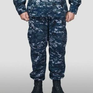 Military Navy Uniform NWU Type - 1 Trousers